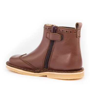 Start Rite New Bugsy, Boots Cuir Garcon -