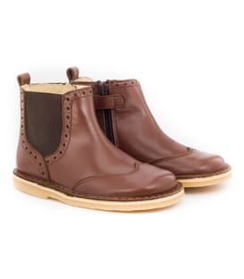 Start Rite New Bugsy, classic leather boots for boys