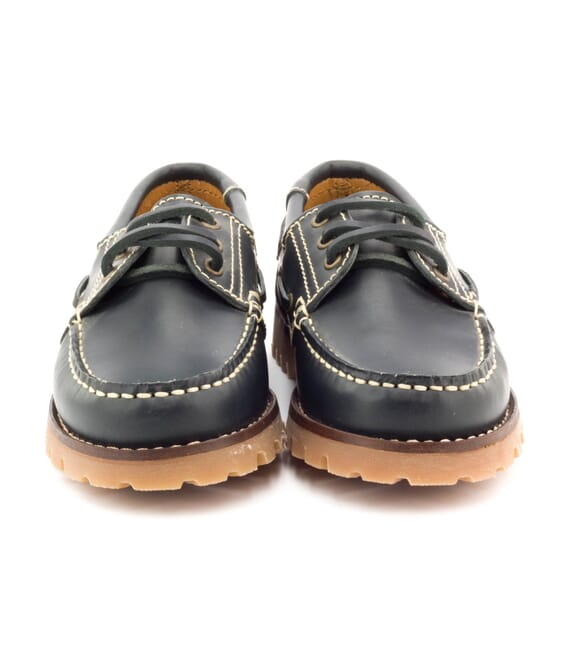 Boni Martin, boys leather shoes. -