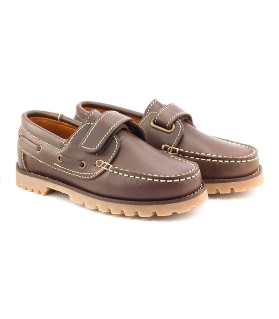 Boni Marc, boys leather shoes. -