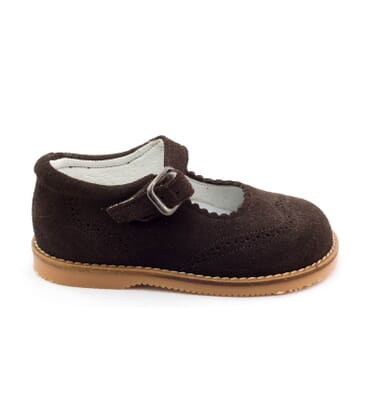 Boni Lea - First step girls baby shoes -