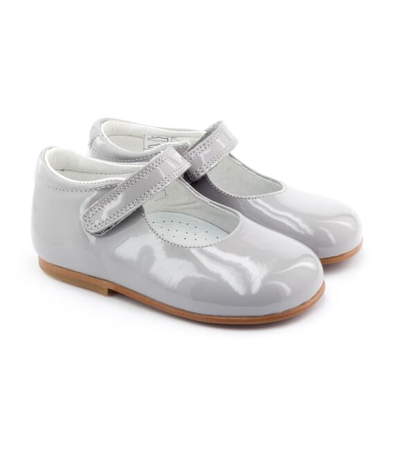 Boni Mercedes - First step girls baby shoes -