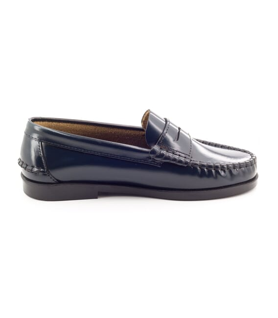 Boni Edward - Slip-on Loafers School Shoes -