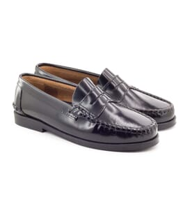 Boni Edward - Slip-on Loafers School Shoes