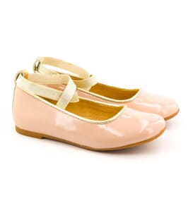 Boni Cassandre - pink ballet flats ballerinas for girls