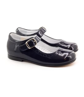 Boni Elizabeth - Girls Patent Mary Jane Shoes