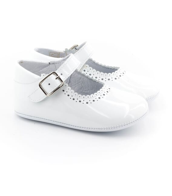 Boni Anne - baby soft leather pre-walkers -
