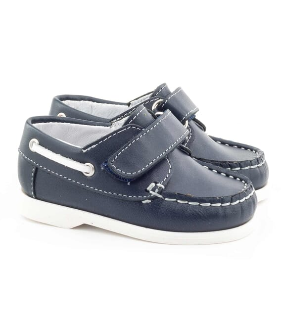 Boni Boat, baby boat shoes leather mocassins -
