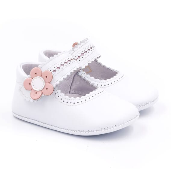 Boni Charlotte - baby soft leather Pre-walkers -