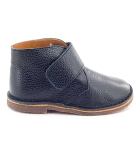 Boni Carles - Leather ankle boots for boys