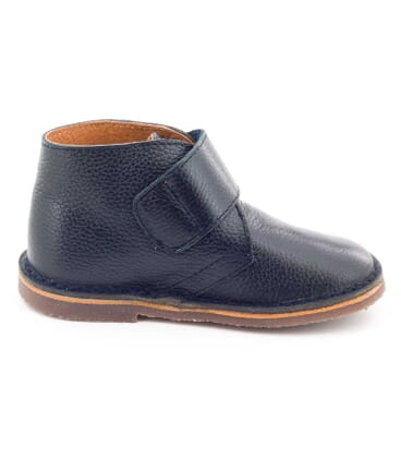Boni Carles - Leather ankle boots for boys -