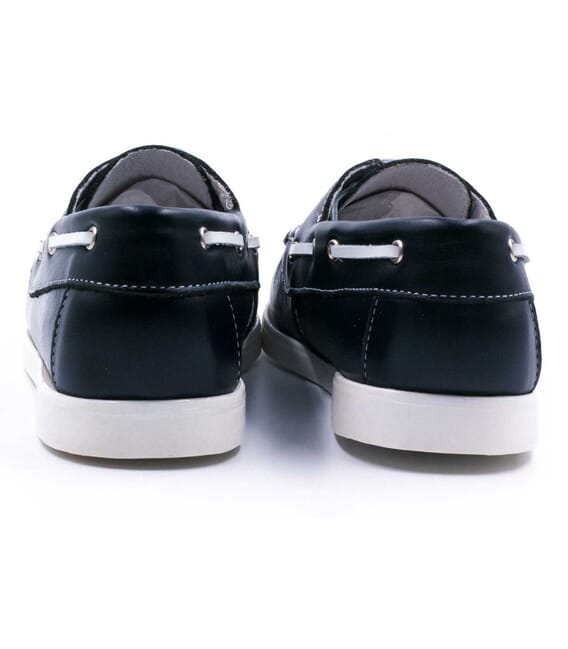 Boni Briac - boys or girls boat shoes