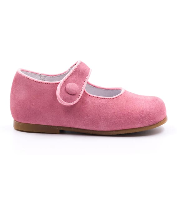 Boni Athénaïs - First step girls baby shoes -