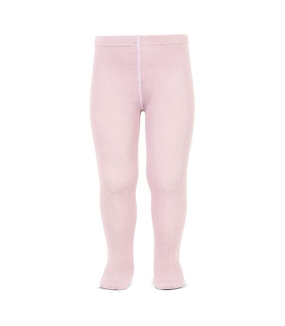 CONDOR - Collant Enfant rose pâle