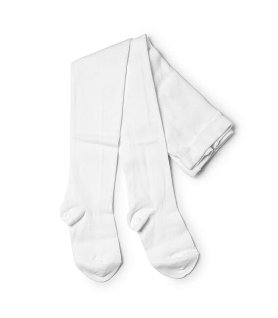 CONDOR - Collant Enfant blanc
