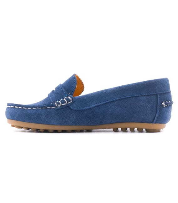 Boni Ambroise - suede loafers