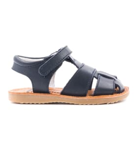 Boni Mini Azur- Baby Boys Riptape Sandals