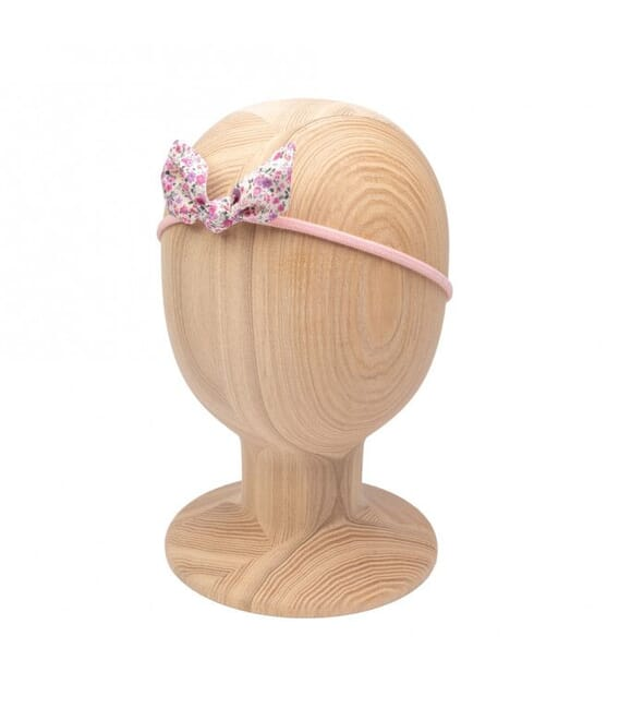 Headband bébé liberty Rose - ULKA