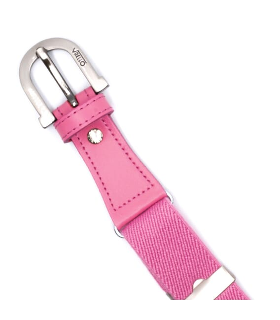Girl's plain elastic belt