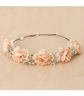 Flower crown - 5 Roses