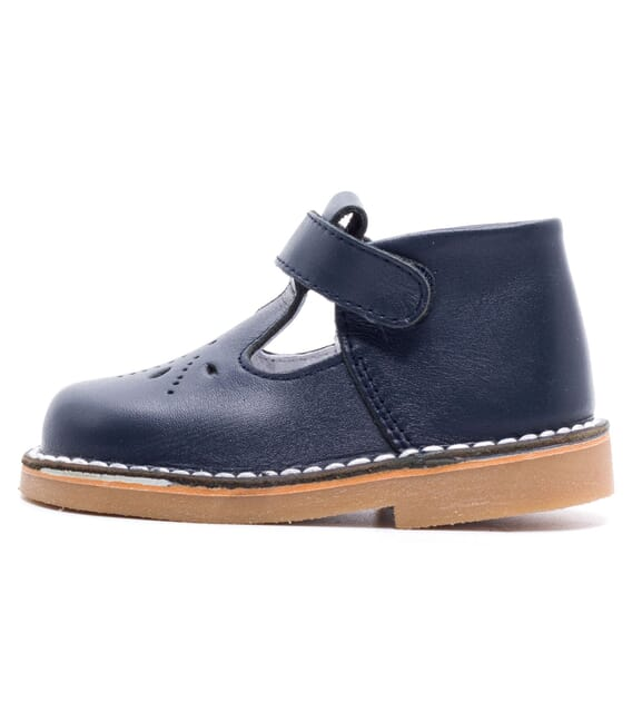 Boni Mini-George - Baby T bar shoes