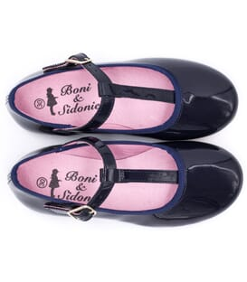 Boni Aurore - girls t bar shoes