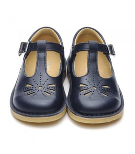 Start Rite Tea Party - Leather Buckle Fastening Shoes